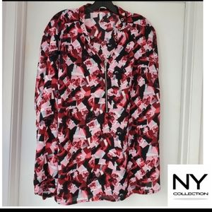 NY COLLECTION WOMAN blouse 2x